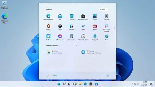 <H1>Windows 11 Announced by Microsoft<H1/>